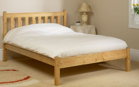 Friendship Mill Shaker Wooden Bedstead