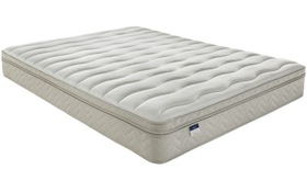 Silentnight Munich Latex Miracoil Mattress